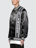 Diamond Supply Co. Vertical Stadium Jacket