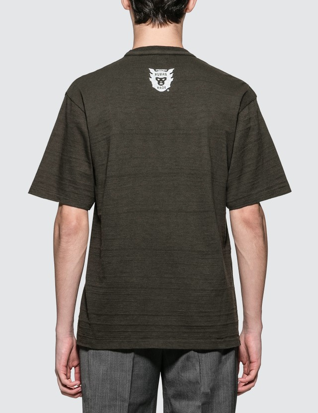 Human Made Brand Letterings S/S T-Shirt