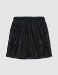 Marcelo Burlon County Mesh Shorts