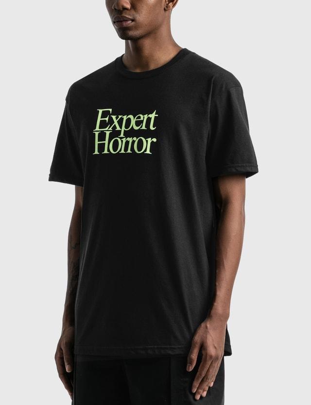 Expert Horror Core Pool Drop T-Shirt Black Men