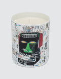 "Ligne Blanche Jean-Michel Basquiat ""Glenn"" Perfumed Candle Picture"