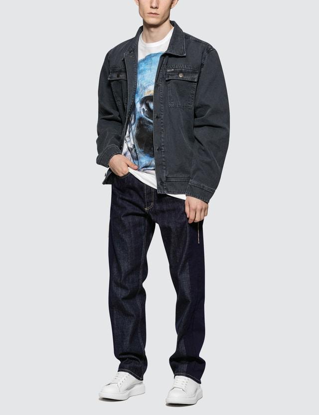 Alexander McQueen Skull S/S T-Shirt