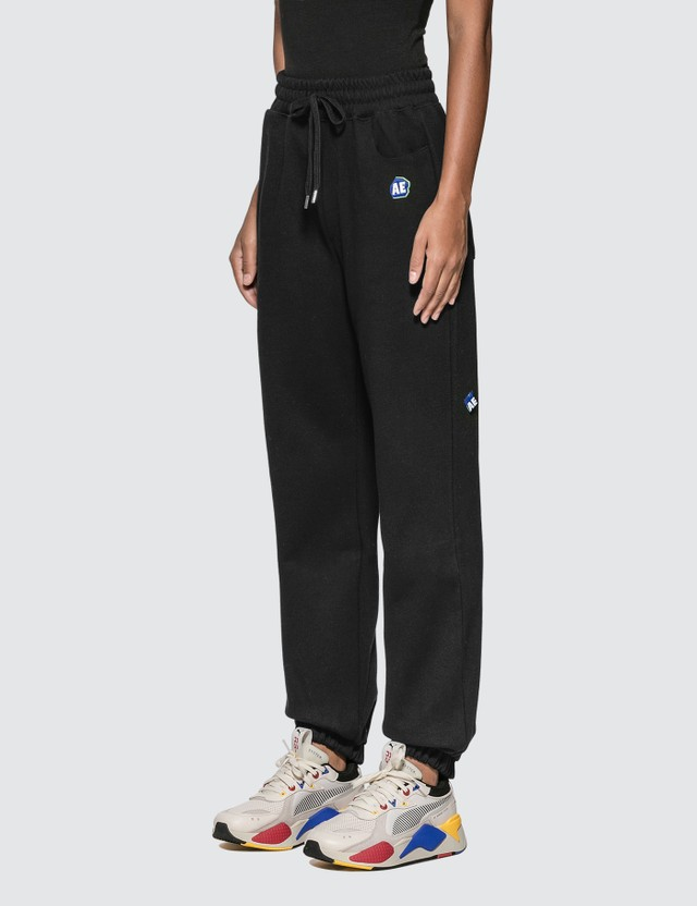 Ader Error Embroidered Logo Sweatpants