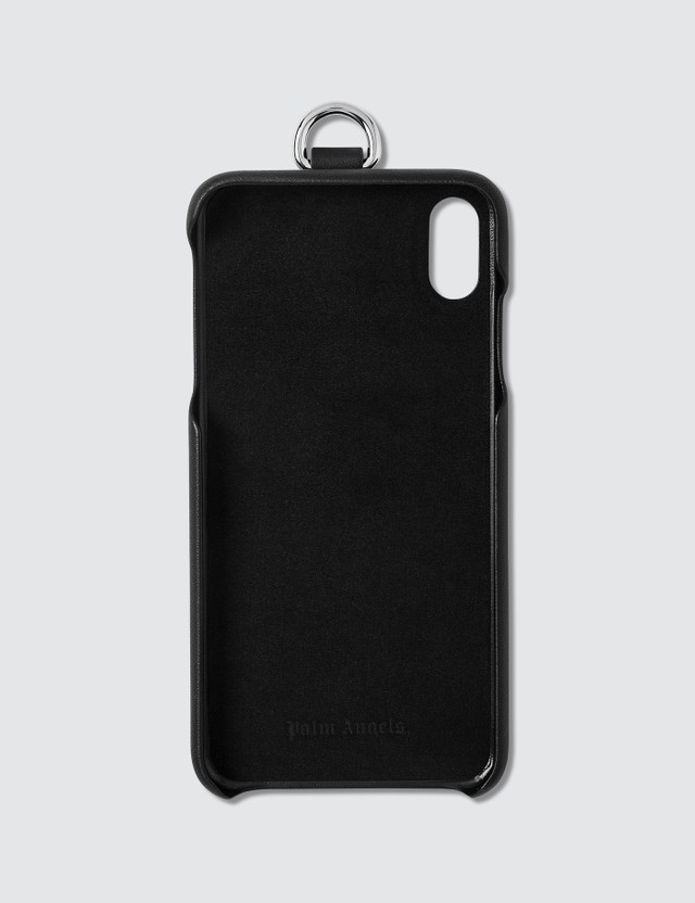 Palm Angels Strap Logo iPhone Xs Max Case