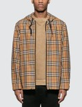 Burberry Vintage Check Lightweight Hooded Jacket Picture