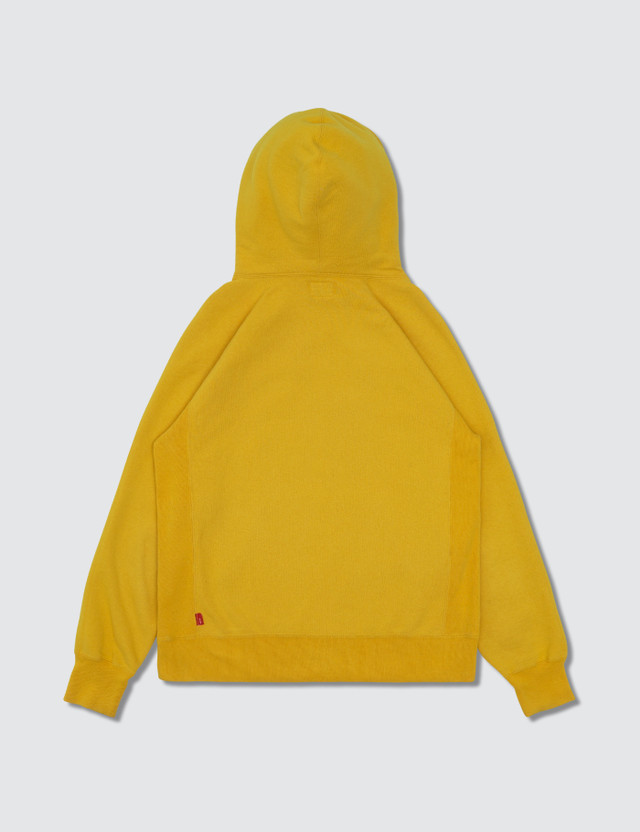 WTAPS Design Hoodie Yellow