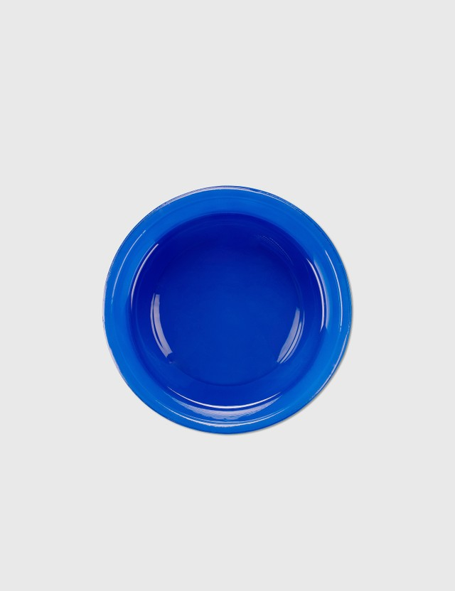 Crosby Studios Small Blue Bowl Blue Unisex