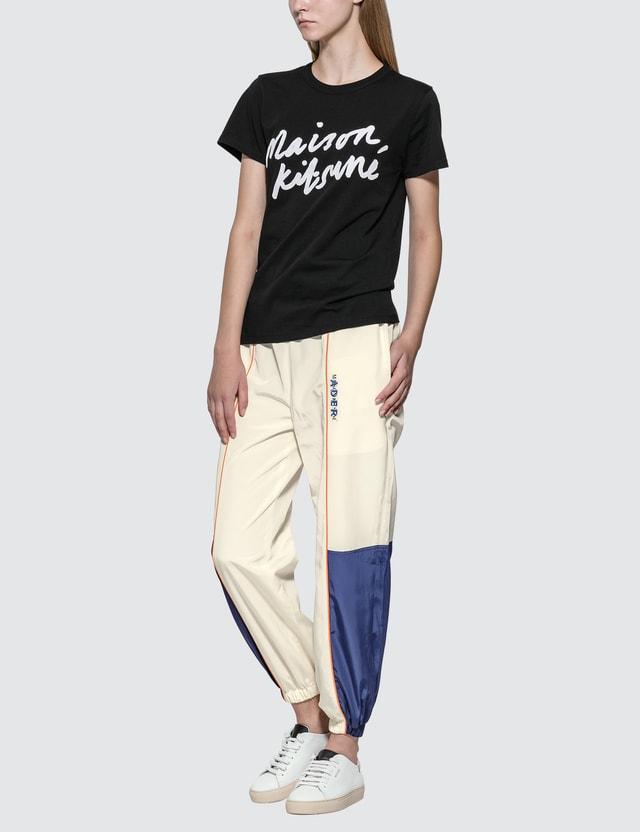 Maison Kitsune Handwriting T-shirt