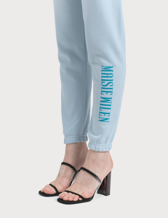 Maisie Wilen YS305 Sweatpants Blue Blue Women