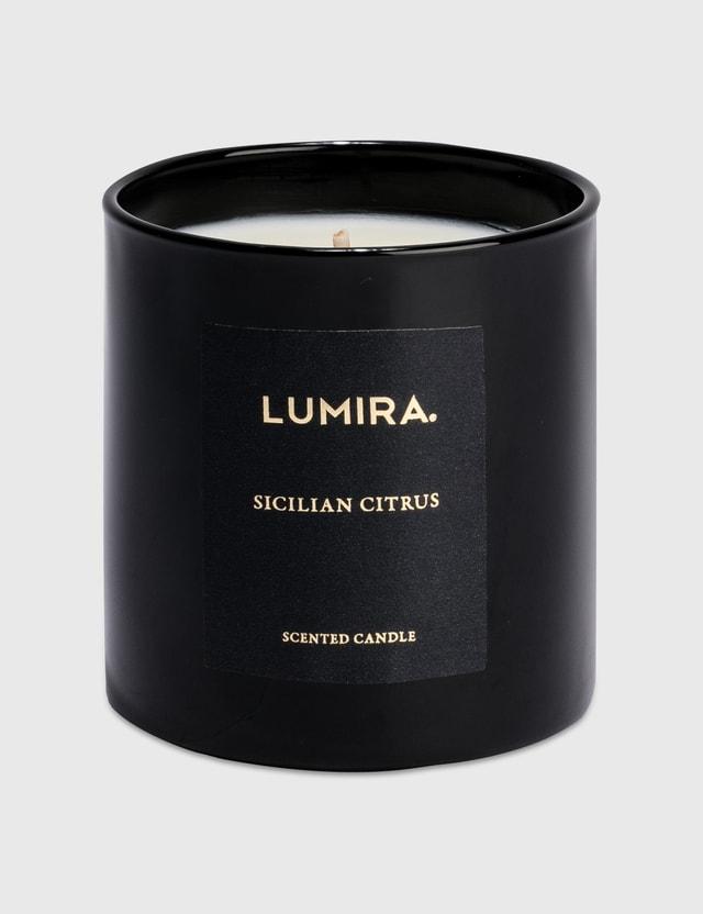 Lumira Scented Candle – Sicilian Citrus N/a Life