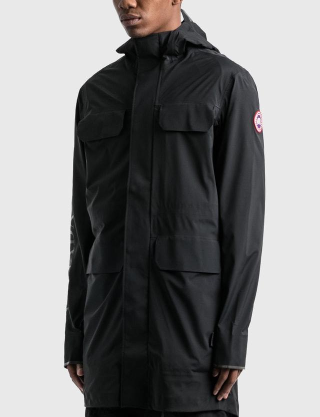 Canada Goose Seawolf Rain Jacket Black Men