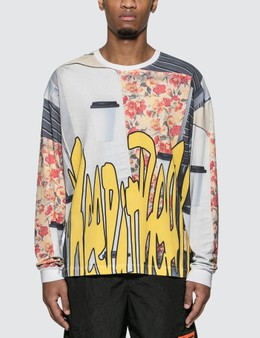 Perks and Mini To Go Real Life Oversized Long Sleeve T-Shirt