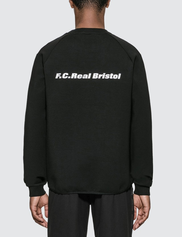 F.C. Real Bristol Sweat Crewneck Top