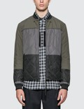 Lanvin Reversible Quilted Teddy Jacket Picutre