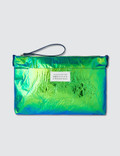 Maison Margiela Iridescent Clutch Bag Picutre