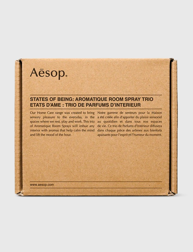 Aesop States of Being Aromatique Room Spray Trio N/a Life