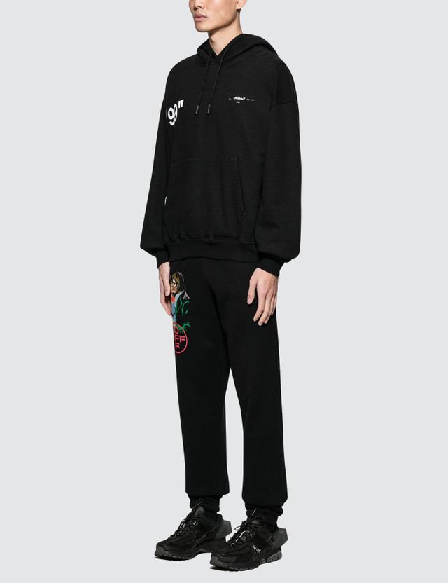 Off-White Kiss Slim Sweatpants