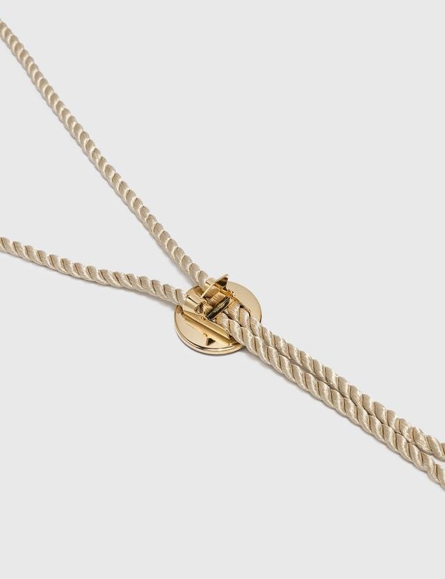 Mastermind World Logo Loop Necklace