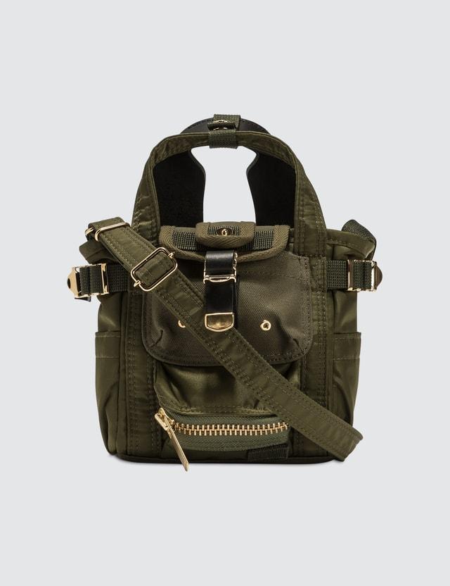 Sacai Sacai x Porter Mini Tote Bag