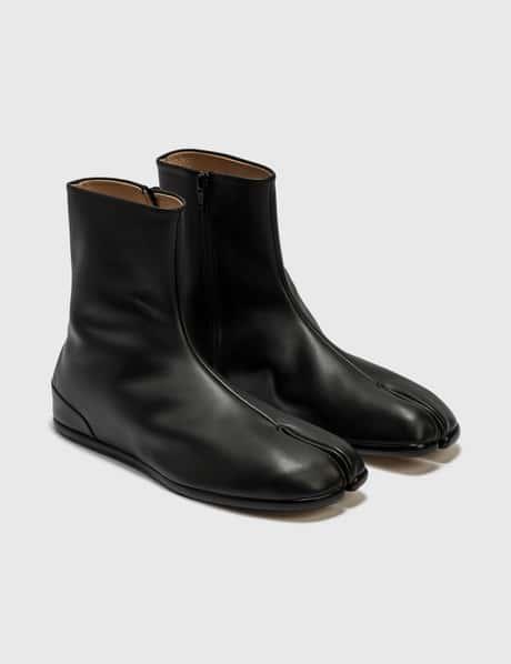 메종 마르지엘라 Maison Margiela Tabi Ankle Flat Boots