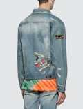 Billionaire Boys Club Moonwalker Denim Jacket
