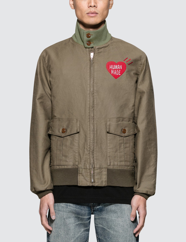 Human Made Tankers Jacket
