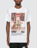 Wind And Sea WDS Santa Cruz T-Shirt 사진