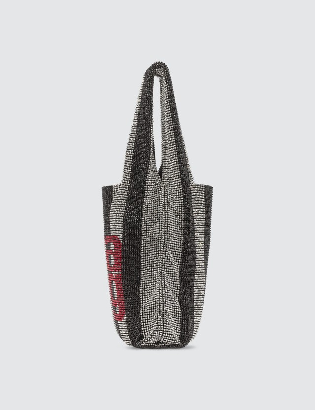 Alexander Wang Wangloc logo mini shopper