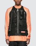Heron Preston Nylon Pockets Vest Picture