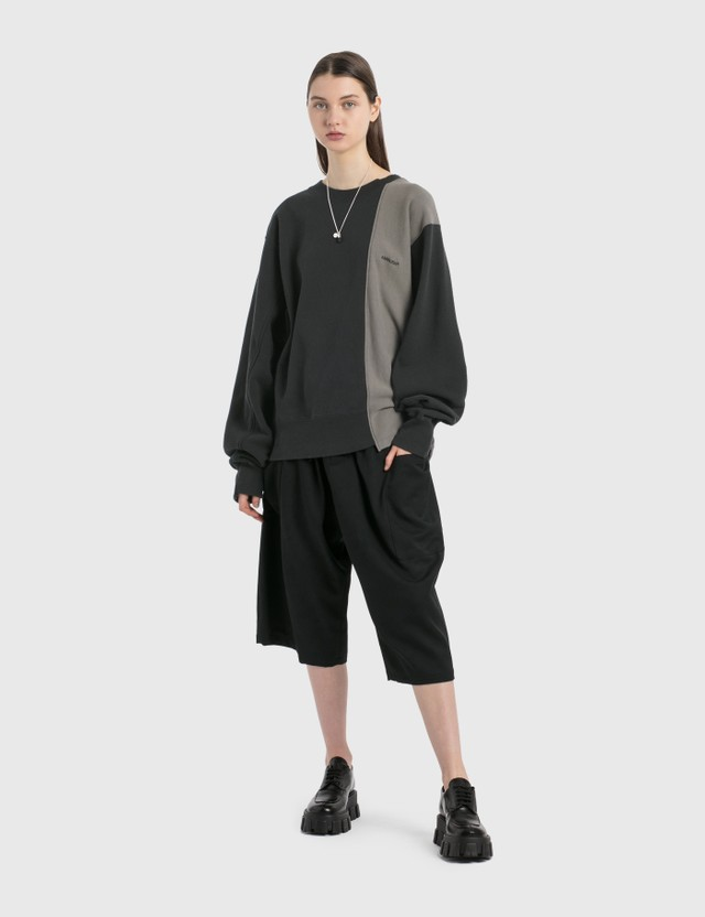Ambush Mix Sweatshirt Black Women