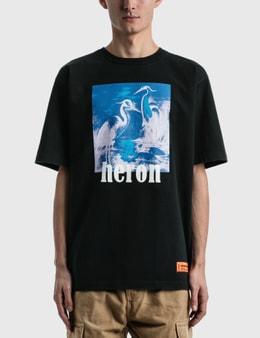 Heron Preston Heron Nightshift Oversized T-shirt