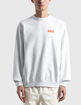 Sporty & Rich S&R Sun Crewneck