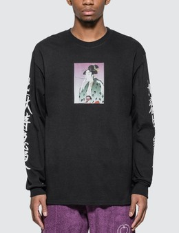 Flagstuff Printed Long Sleeve T-Shirt