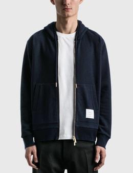 Thom Browne RWB Stripe Full Zip Jacket