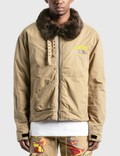 Billionaire Boys Club Range Washed Twill Jacket Picture