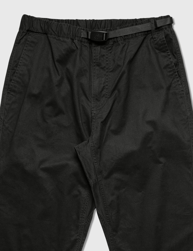 White Mountaineering WM x Gramicci Stretched Twill Tapered Pants Black Men