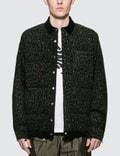 Sacai Leopard Print Shirt Jacket Picture