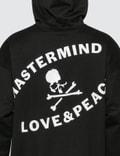 Mastermind World Embossed Logo Hoodie