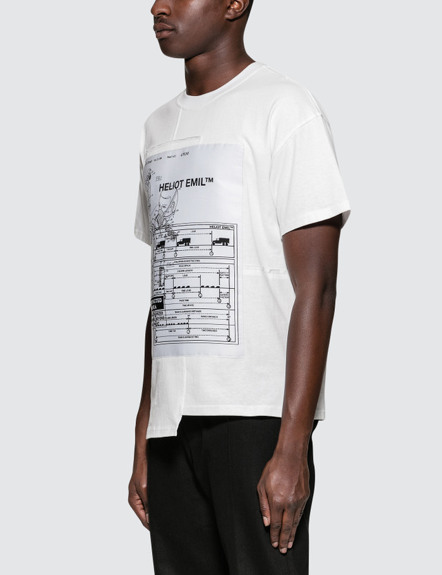 Heliot Emil Bricked S/S T-Shirt