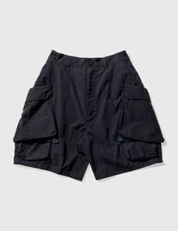 "GOOPiMADE ""MR-01"" 3D-Rotate Utility Shorts"