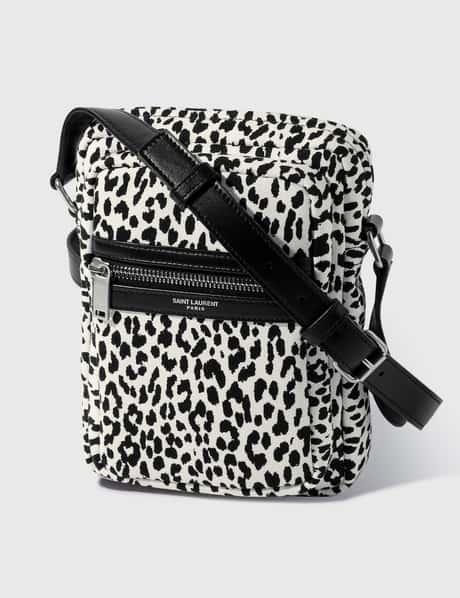 생 로랑 Saint Laurent Zebra Crossbody Bag
