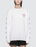 X-Girl Slie Ball Long Sleeve Big T-Shirt Picture