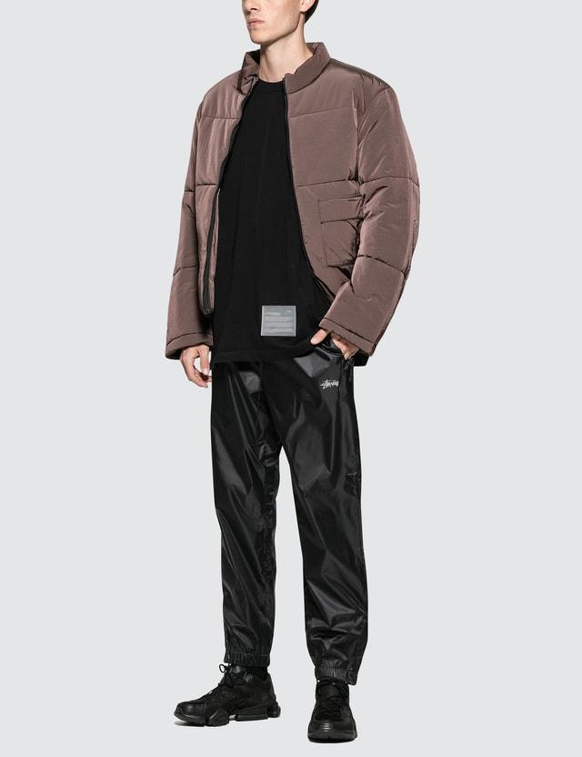 A-COLD-WALL* Recut Plastic Fabrics S/S T-Shirt