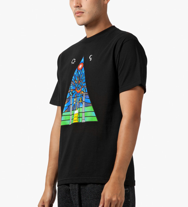 Black Scale Black Cathedral T-Shirt