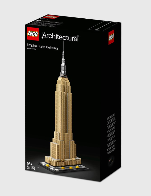 LEGO Empire State Building Black Unisex