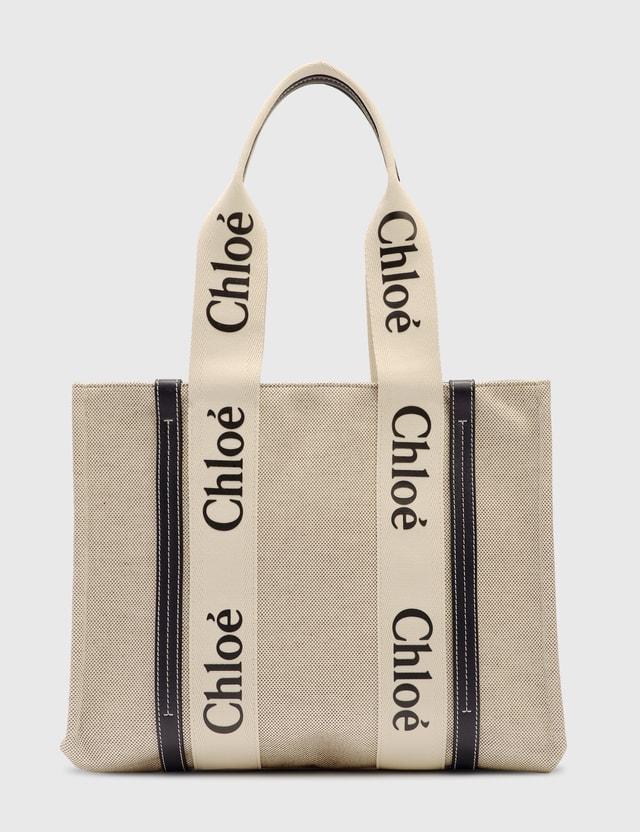 Chloé Medium Woody Tote Bag