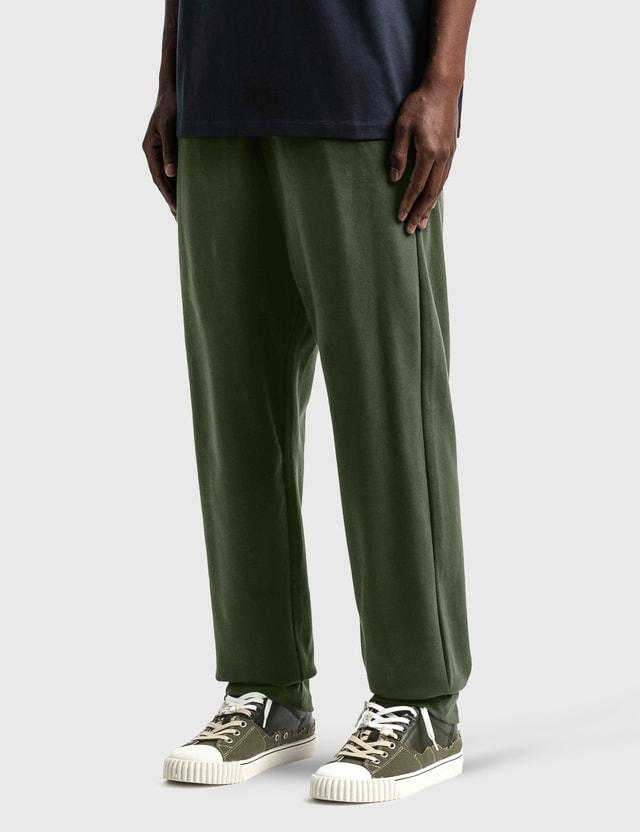 A.P.C. Martin Jogger Pants Green Men