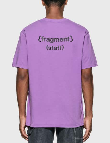 몽클레어 Moncler Genius x Fragment Design Logo T-Shirt