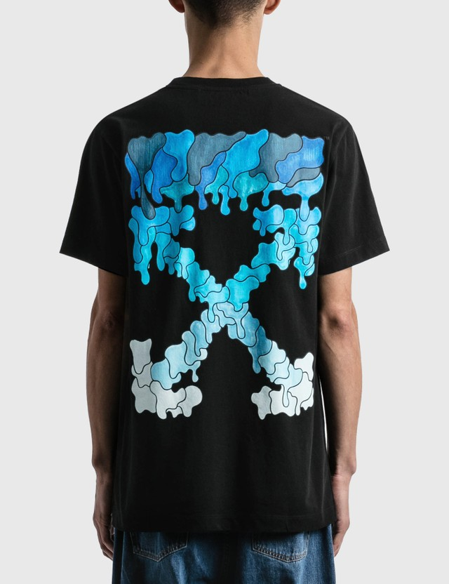 Off-White Blue Marker Slim T-shirt