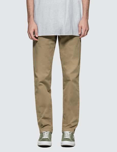 칼하트 Carhartt Work In Progress Johnson Pants